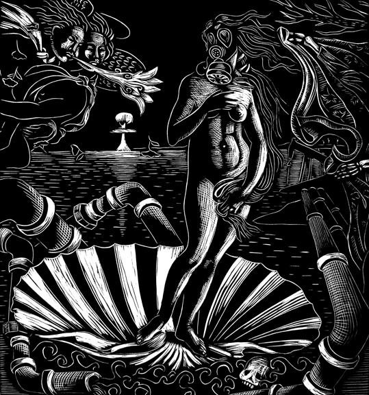 Work by Carlos Barberena